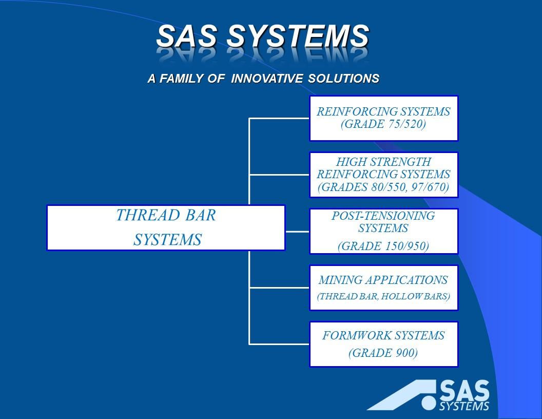 SAS SYSTEMS